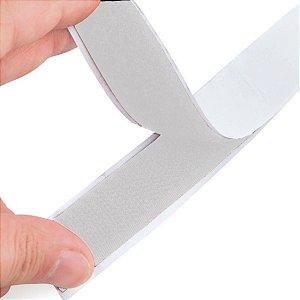 Velcro Auto Adesivo 16mm Macho/Fêmea