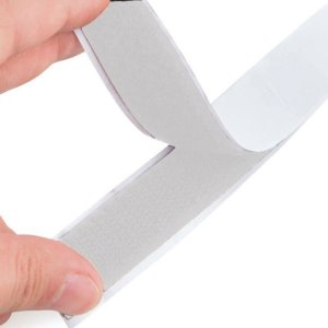 Velcro Auto Adesivo 25mm Macho/Fêmea