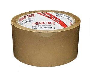 Fita Bopp Marrom 48mm x 50m Phenix Tape