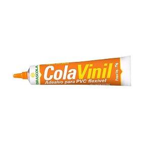 Cola Vinil de contato para PVC flexível