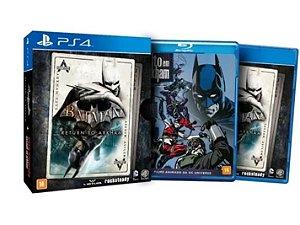 Batman Return To Arkham 2 Em 1 Ps4 - Midia Fisica