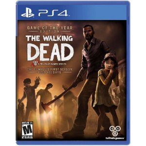 Game The Walking Dead: The Complete First Season  - PS4