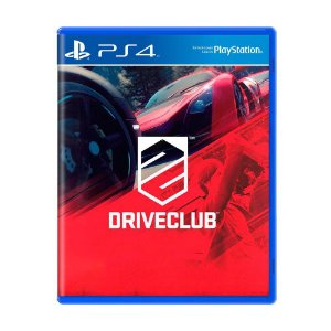Game DriveClub - PS4