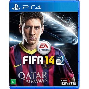 Game - FIFA 14 - PS4