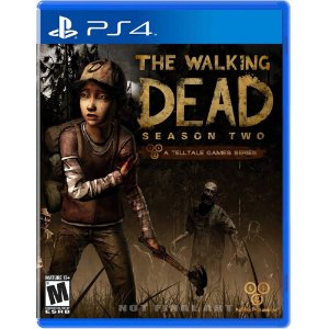 Game The Walking Dead Season 2 - PS4