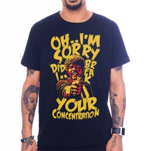CAMISETA BREAK YOUR CONCENTRATION