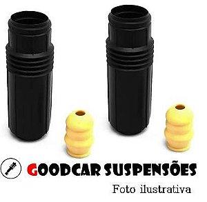 KIT AMORTECEDOR TRASEIRO FIAT SIENA - TODOS (EXCETO GRAND SIENA)