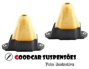 KIT AMORTECEDOR TRASEIRO FIAT STRADA - 2008 EM DIANTE