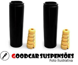 KIT  AMORTECEDOR TRASEIRO FIAT STILO - 2003 EM DIANTE
