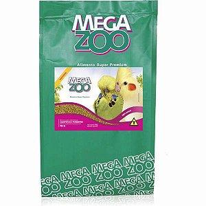 Megazoo Calopsita e Periquito (PM-13) 5 Kg