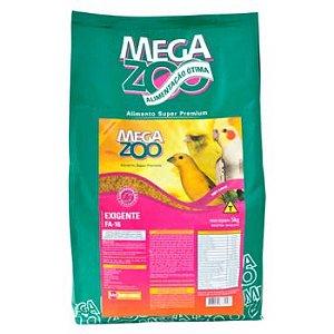 Megazoo Farinhada Exigente Manutenção (FA-16) 5 Kg