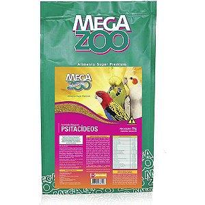 Megazoo Farinhada Psitacídeos 5 Kg