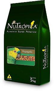 NuTrópica Papagaio com Frutas 5Kg