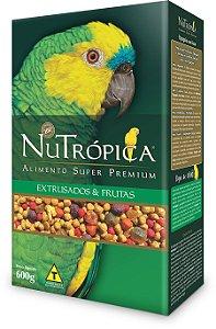 NuTrópica Papagaio com Frutas 600g