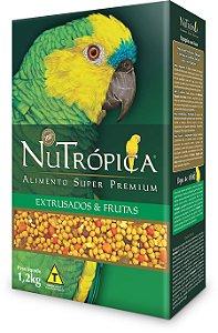 NuTrópica Papagaio com Frutas 1,2 Kg