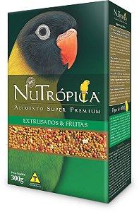 NuTrópica Agapornis com Frutas 300g
