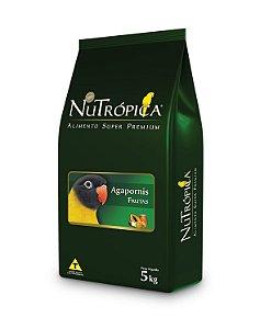 NuTrópica Agapornis com Frutas 5 Kg