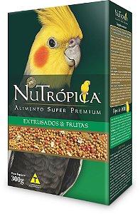 NuTrópica Calopsita com Frutas 300g
