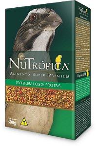 NuTrópica Trinca-Ferro com Frutas e Pimenta 300g