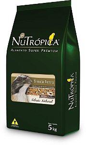 NuTrópica Seleção Natural Trinca-Ferro 5Kg