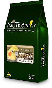 Nutrópica Seleção Natural Calopsita 5 Kg