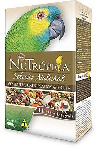 NuTrópica Seleção Natural Papagaio 900g