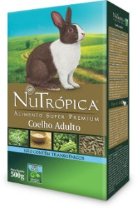 NuTrópica Coelho Adulto 500g