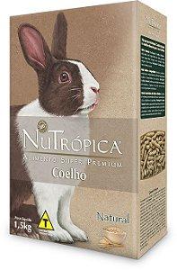NuTrópica Coelho Natural 1,5Kg