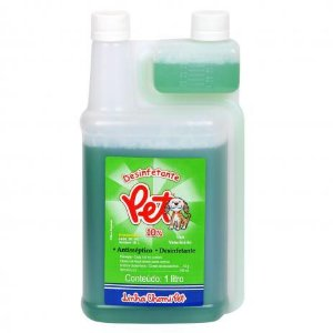 Desinfetante Pet Chemitec 1 Lt