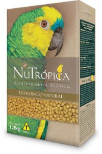 NuTrópica Papagaio Natural 1,2Kg