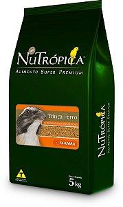 NuTrópica Trinca-Ferro FertMAX - Reprodução 5Kg - VALIDADE: 11/03/2020