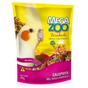 Megazoo Farinhada Calopsita 300g