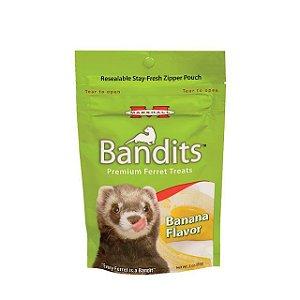 Petisco Marshall Bandits Banana 85g