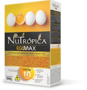 NuTrópica EggMax 500g