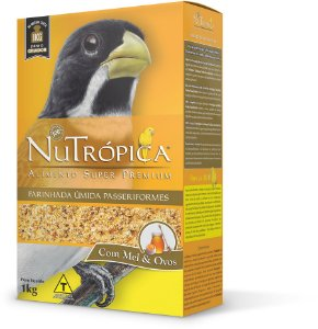 NuTrópica Coleiro Farinhada Reprodução Pássaros Nativos
