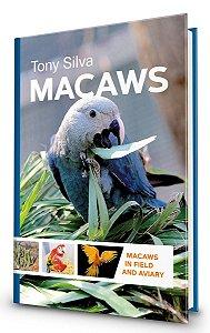 Livro Macaws by Tony Silva***Pré Venda