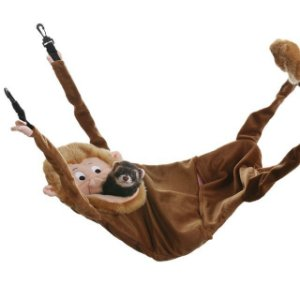Marshall Hanging Monkey(Rede Macaco para ferrets)