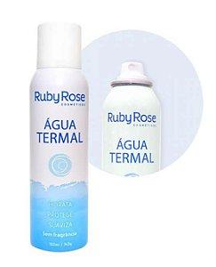 Água Termal Sem Fragrâcia - Ruby Rose