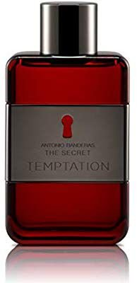PERFUME ANTONIO BANDERAS THE SECRET TEMPTATION MASCULINO EAU DE TOILETTE