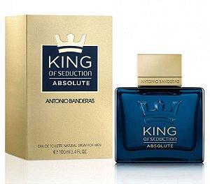 KING OF SEDUCTION ABSOLUTE - ANTONIO BANDEIRAS