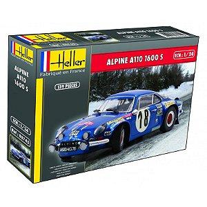 Alpine A110 1600 S 1/24 Heller