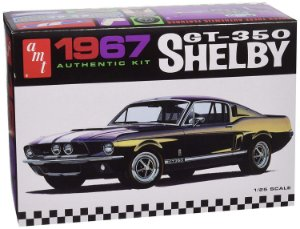 Shelby GT-350 1967 1/25 AMT