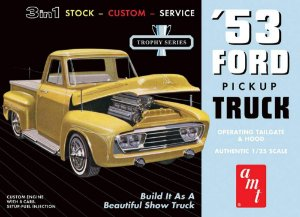 Pickup Truck Ford 53 1/25 AMT