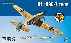 Bf 109E-7 Trop 1/48 Eduard