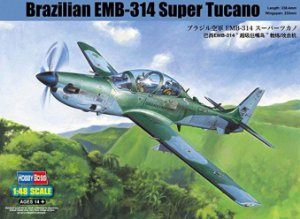 EMB-314 Super Tucano 1/48 Hobby Boss