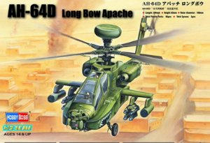 AH-64D Apache Long Bow 1/72 Hobby Boss