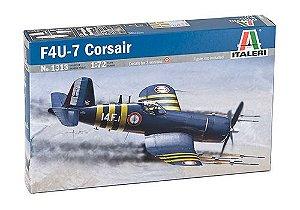 F4U-7 Corsair 1/72 Italeri