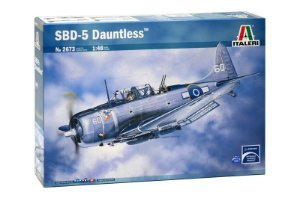 SBD-5 Dauntless 1/48 Italeri