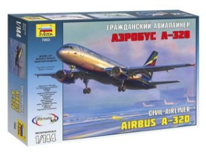 Airbus A320 1/144 Revell