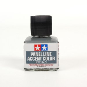 Panel Line Accent Color Cinza Tamiya 40ml